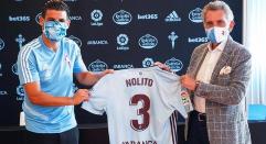 Nolito vuelve al RC Celta