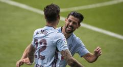 Nolito consigue su gol 50 en Primera División