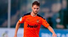 Guillem Molina, convocado en liga con el primer equipo del Valencia CF