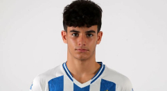 Miguel Expósito, del Cadete A del RCD Espanyol, se incorpora a OFSports