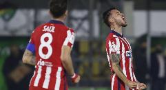 Ricard Sánchez cumple 50 partidos con el At.Madrid