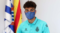 Aleix Gorjón renueva con el RCD Espanyol