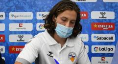 Emilio Bernad, nuevo portero del CE Sabadell