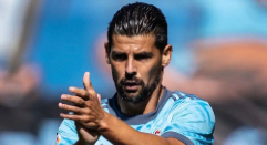 Nolito cumple 150 partidos con el Celta