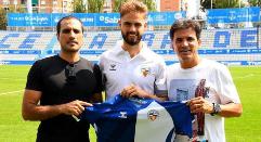 Guillem Molina, nuevo jugador del CE Sabadell